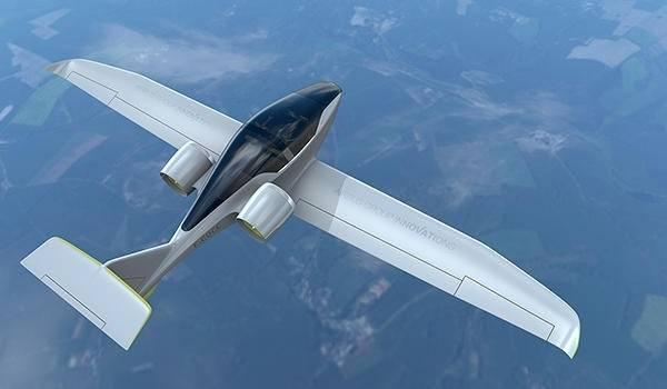 Wright Electric— компания, которая занимается разработкой самолёта сэлектрическим агрегатом