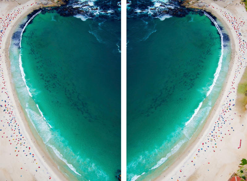 Camps Bay Beach, South Africa Malins passion for aerial photography was born in 2011, when he
