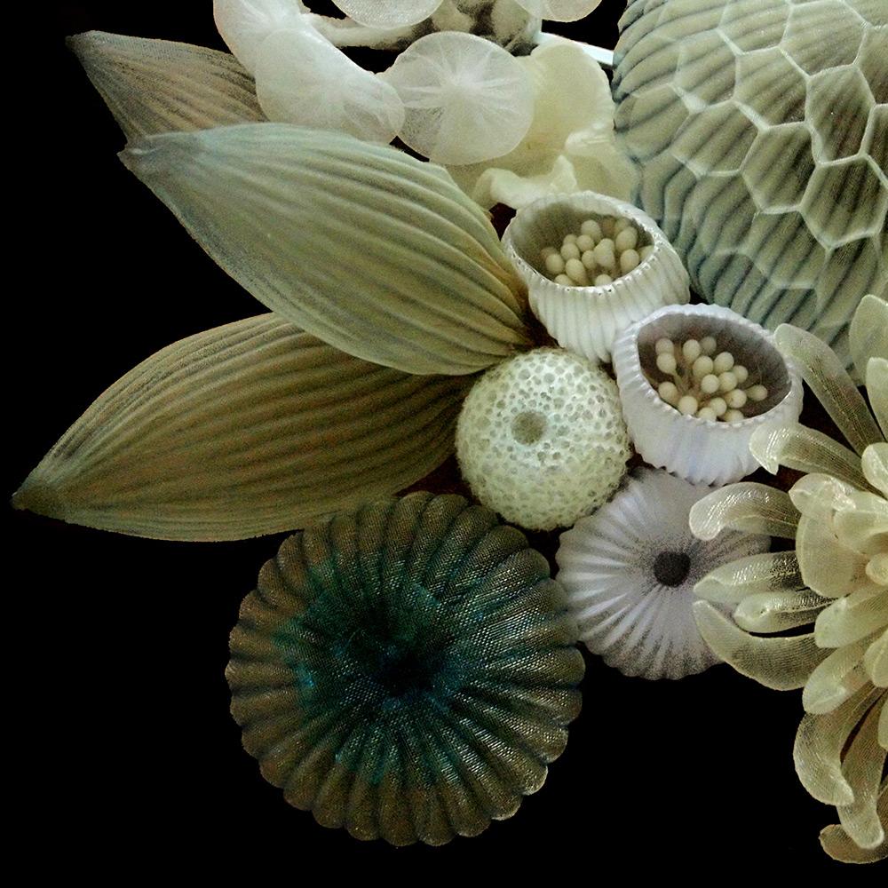 New Wearable Textile Sculptures By Artist Mariko Kusumoto