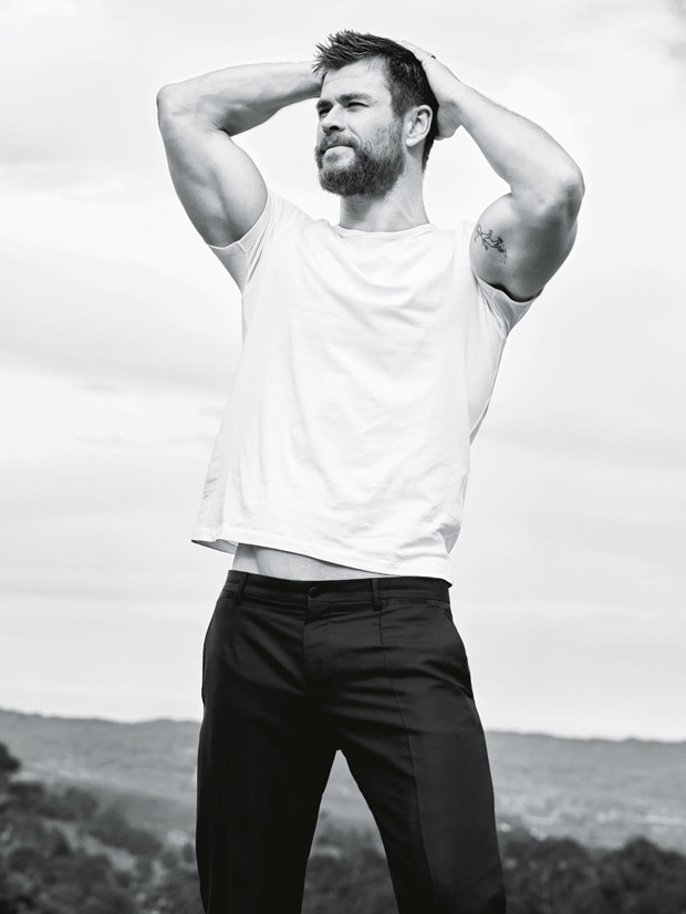 Man of the Year: Chris Hemsworth Stars in GQ Australia Holiday Issue