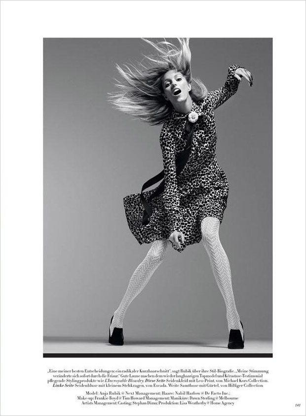Website: www.harpersbazaar.de Related Post Just Cavalli Fall Winter Campaign by Mert and Marc... 10