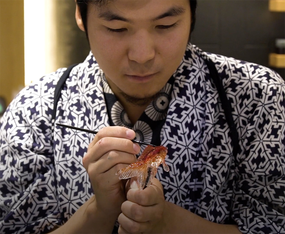 A Peek Inside Japanese Candy Sculptor Shinri Tezuka's Amezaiku Studio