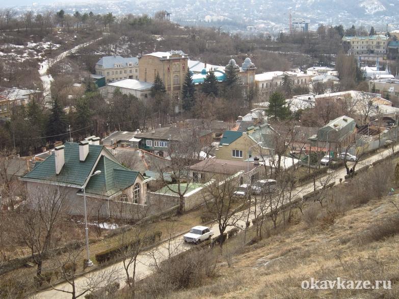 центр Пятигорска