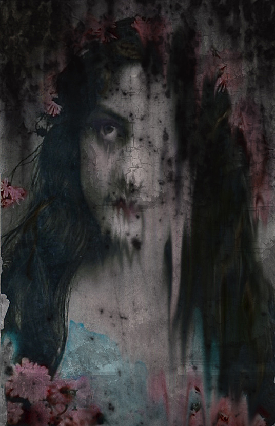 Mixed Media Portraits by Bohemiart