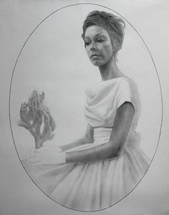 Realistic Portraits by Kris Lewis