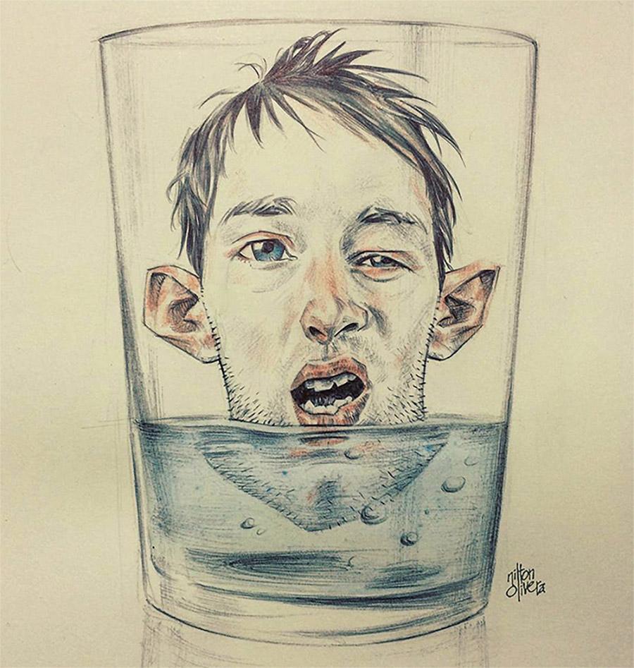 Illustrations by Nilton Olivera