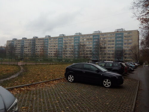 ул. Дыбенко 21к1