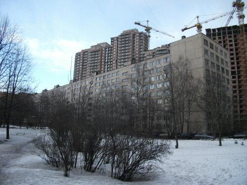 ул. Кустодиева 16к1