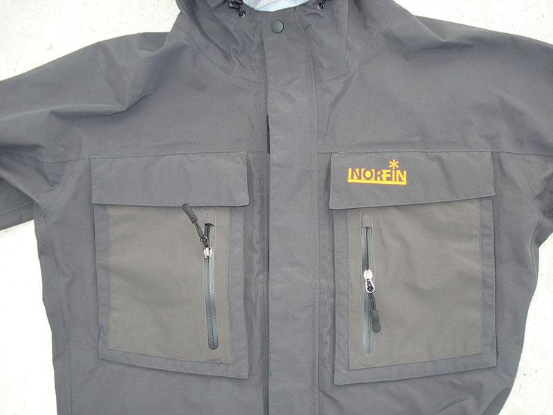 Обзор забродной куртки Norfin Pro Guide