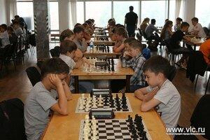 Во Владивостоке проходит шахматный фестиваль: 5 лет самому юному участнику, 82 года - самому старшему