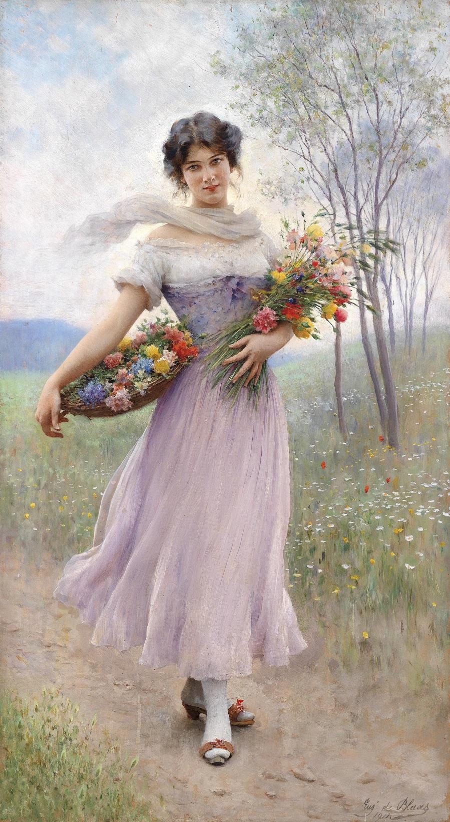 Mädchen in fliederfarbenem Kleid.jpg
