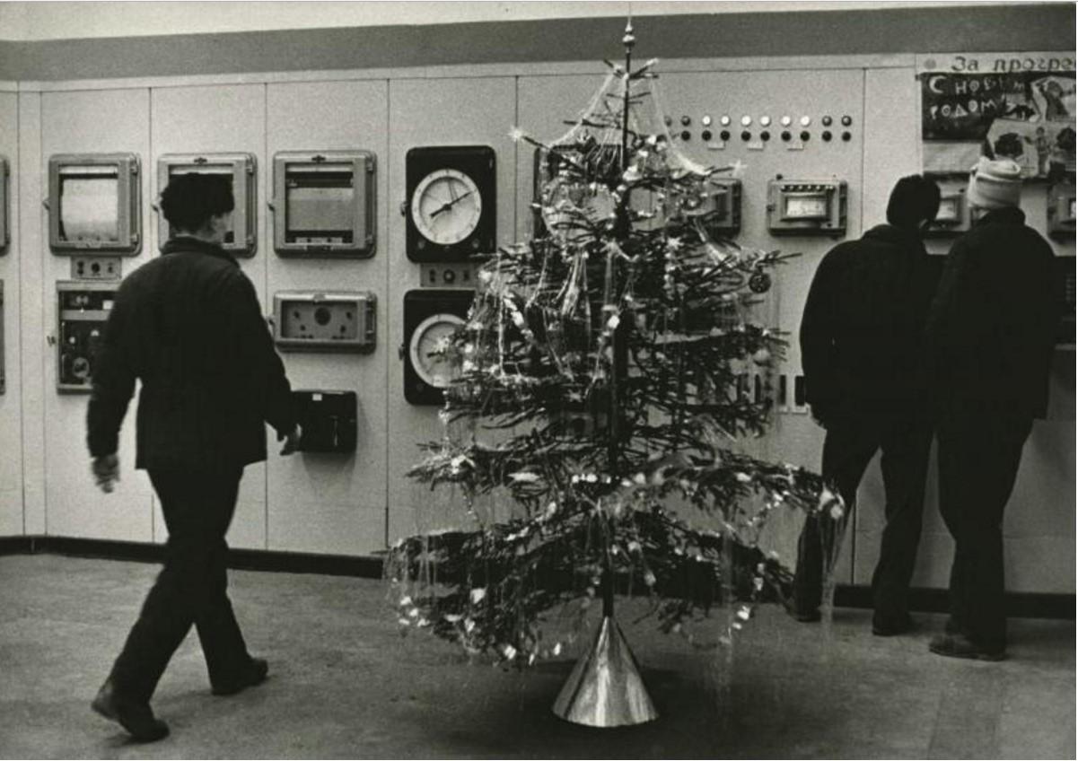 1972. Новый год. Таджикская ССР