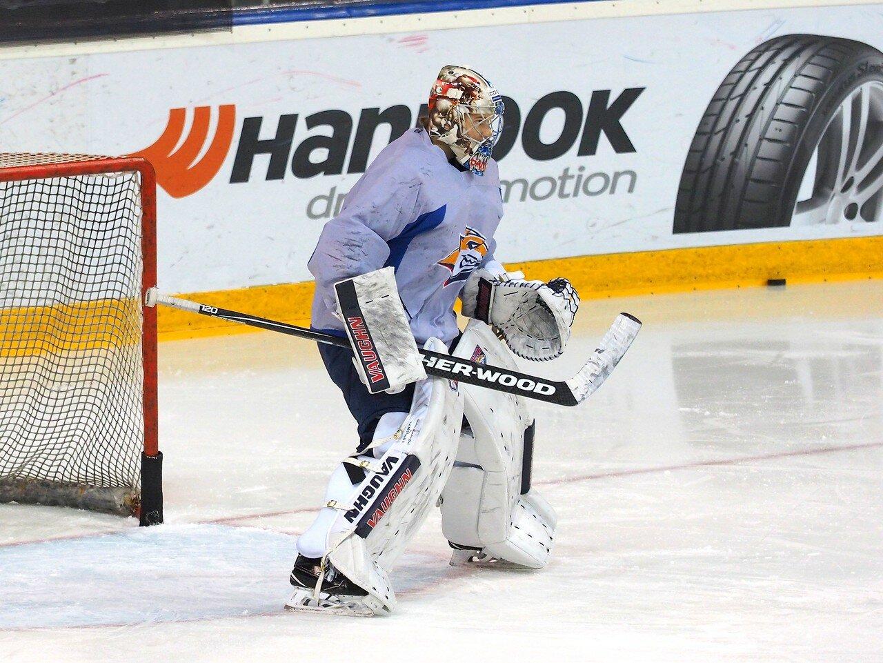 16 Открытая тренировка перед финалом плей-офф восточной конференции КХЛ 2017 22.03.2017