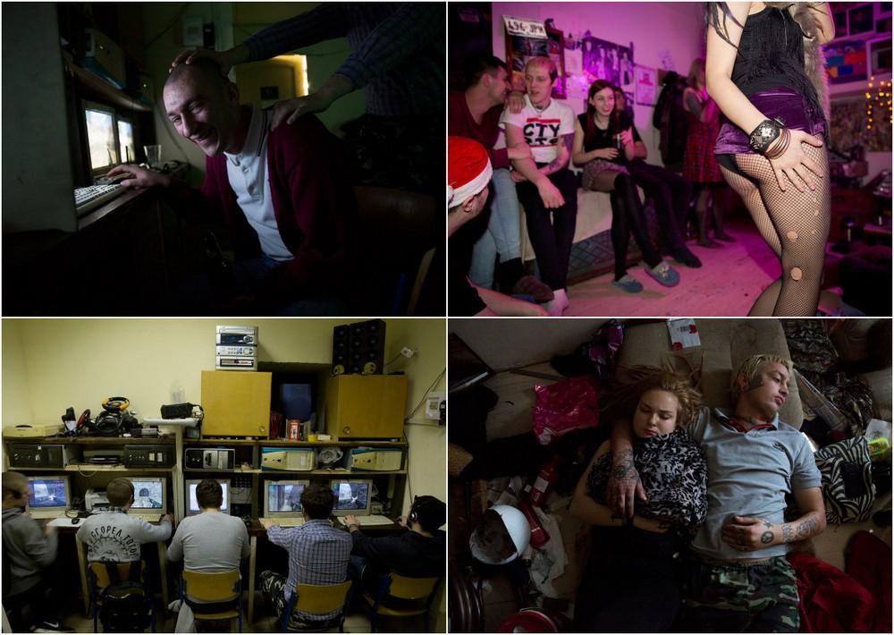 Рожденные в 90-х: быт детей постсоветского пространства