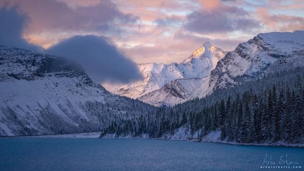 Красивые пейзажи Artur Stanisz