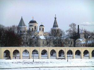 Ярославово дворище. Великий Новгород
