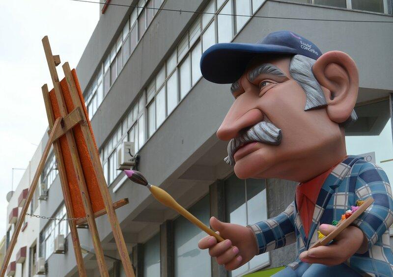 Карнавальные куклы