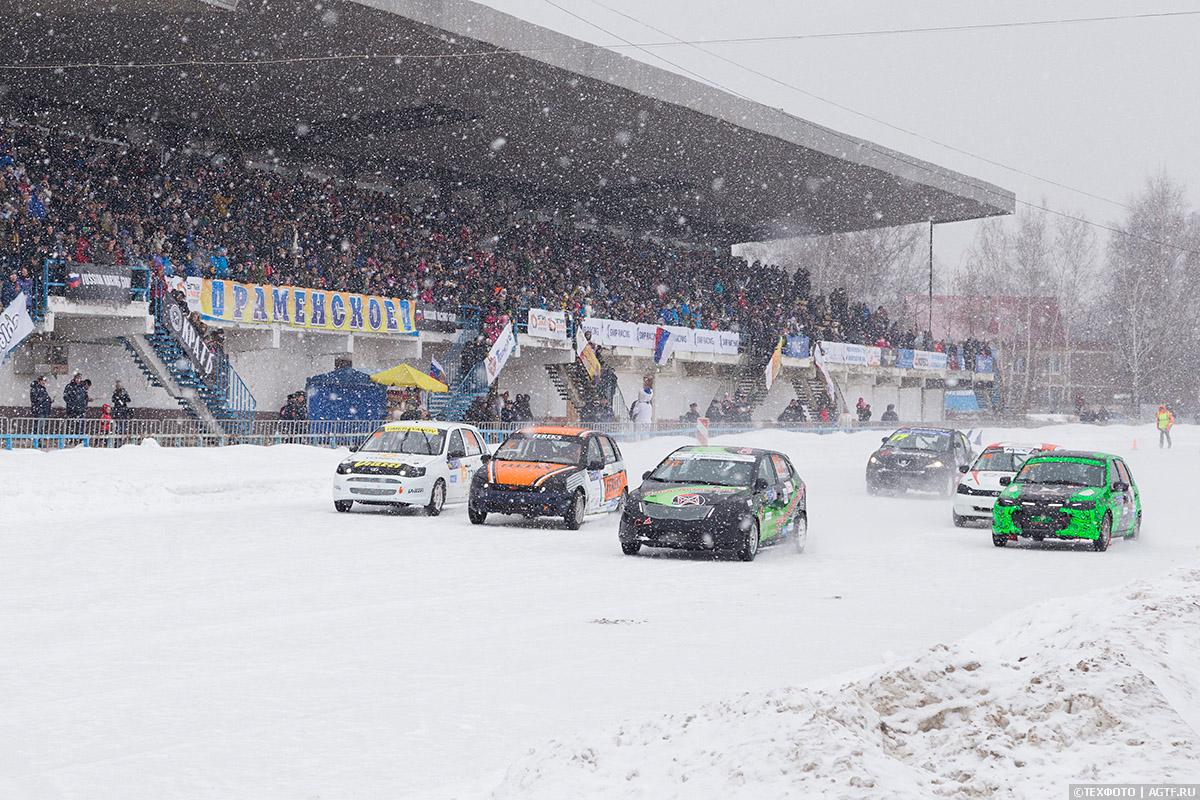 Фестиваль автоспорта «Мороз-2017»