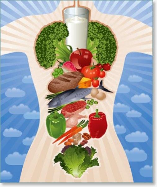 Сегодня - День здорового питания