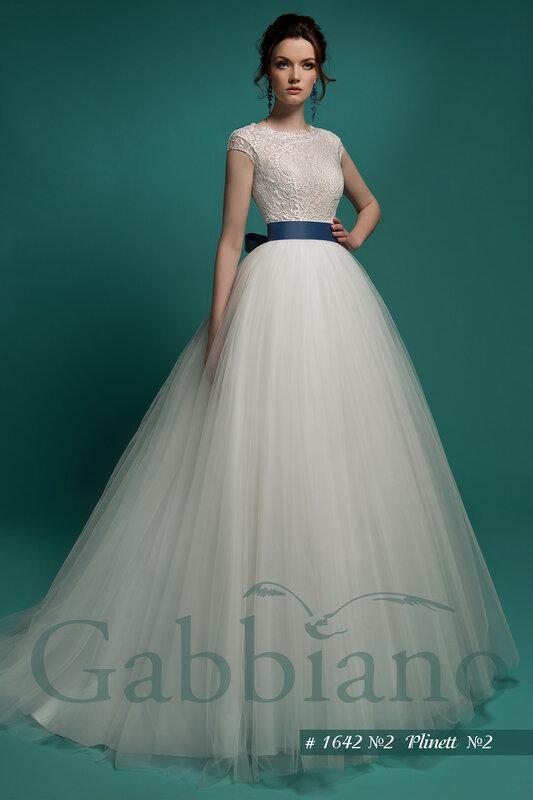 Свадебное платье Плинетт №2