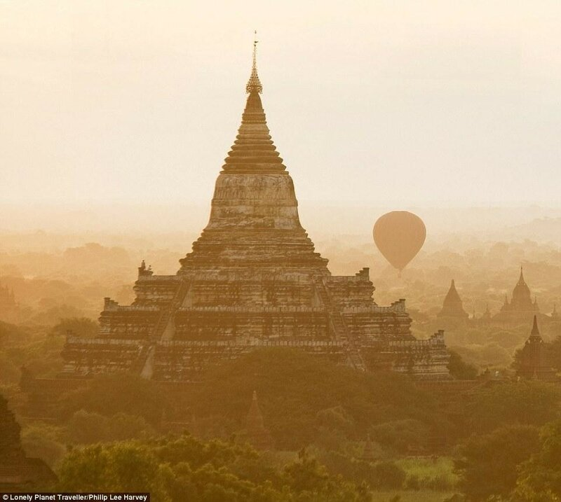Самые интересные места планеты по версии журнала Lonely Planet Traveller