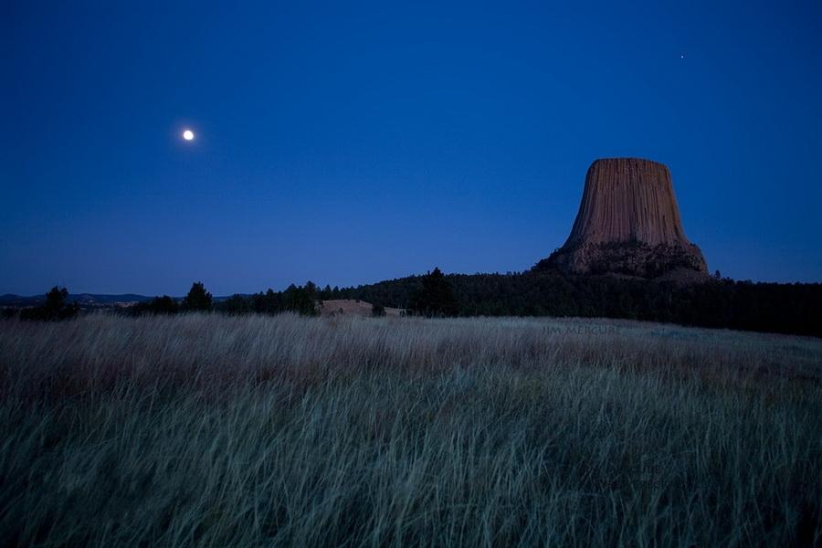 Гора Башня дьявола