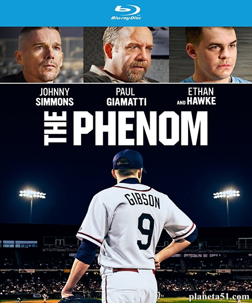 Феномен / The Phenom (2016/BDRip/HDRip)