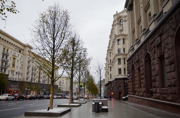 В российской столице  вконце концов  потеплеет