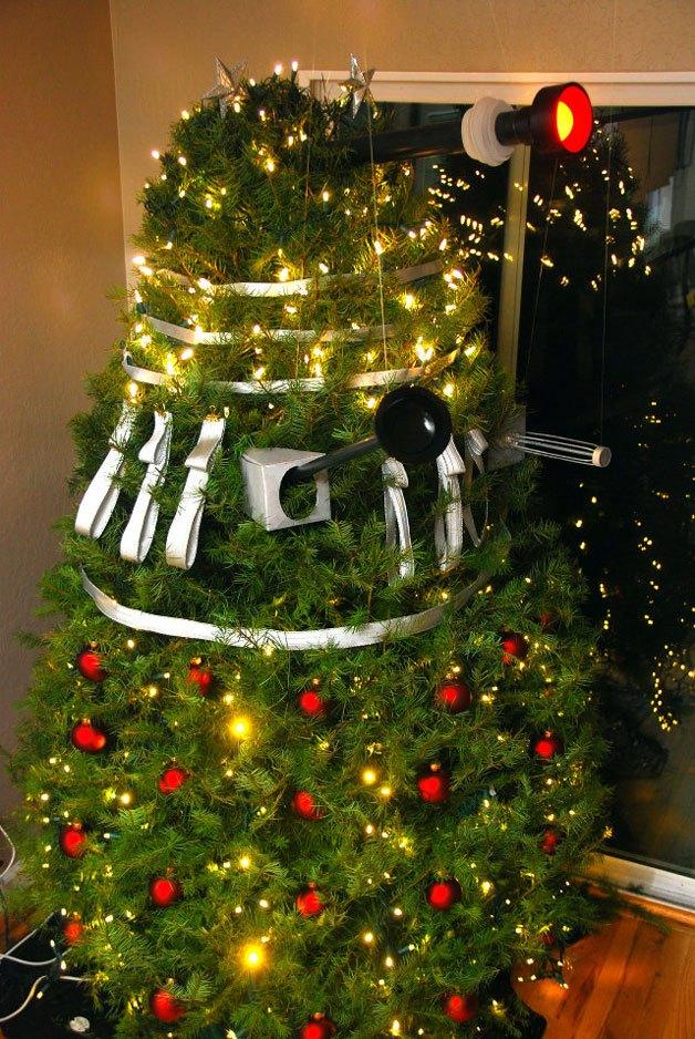 Танк или рождественский сантехник?
