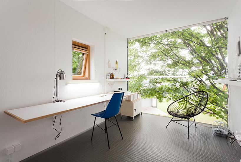 Раздельный дом для жизни и работы в Чехии