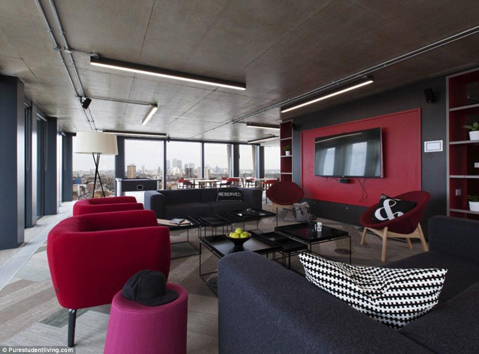 Общага класса люкс: лондонские студенты недовольны комнатами за 2200 долларов в месяц (10 фото)