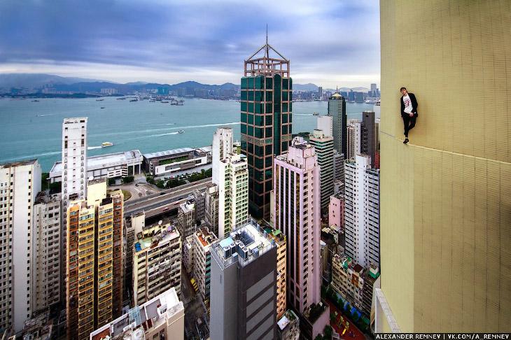 Высотный Гонконг 2016 (30 фото)