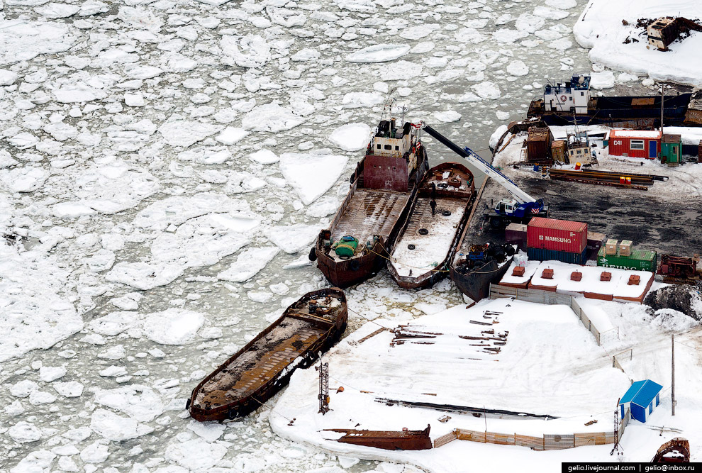 11. В апреле 2006 года в Тиличиках произошло сильное землетрясение, затронувшее весь полуостров