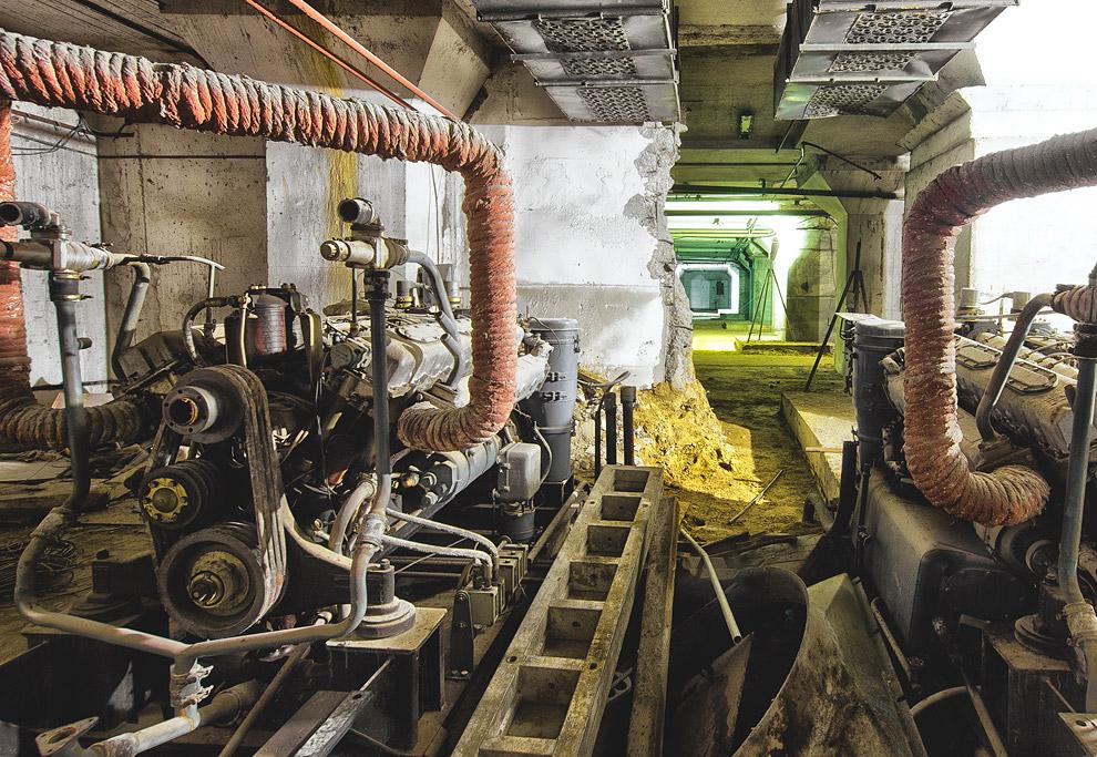 4. Одним из самых известных бомбоубежищ времён Второй мировой является Фюрербункер, в котором п