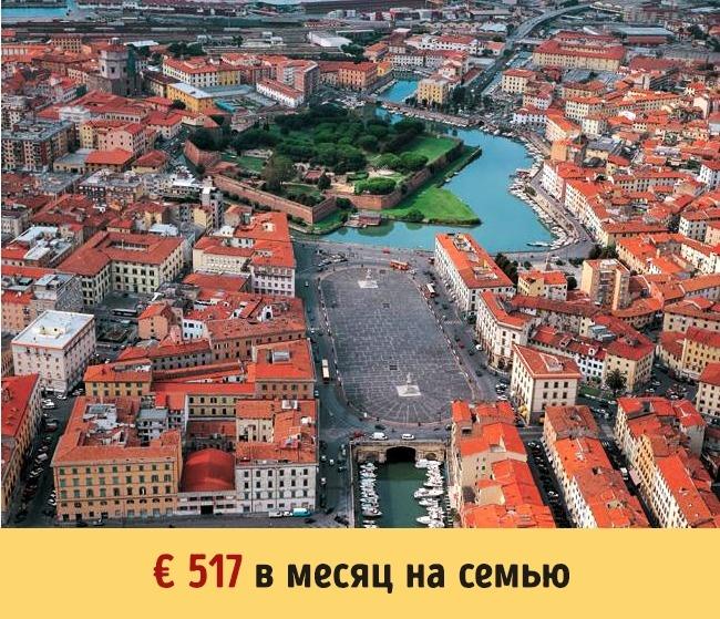 © Filippo Nogarin Sindaco di Livorno / Facebook  С1июня 2016 года порешению мэра 100 бедней