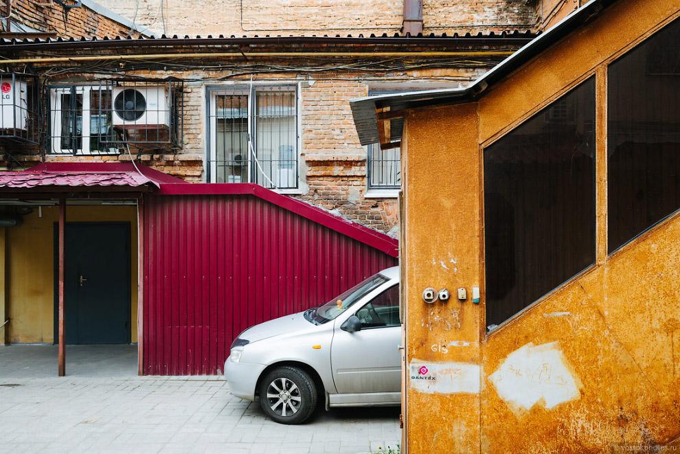 17. Доходный дом, то есть многоквартирный жилой дом, построенный для сдачи квартир в аренду гос