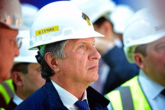 Сечин: «Роснефти» увеличит бюджет РФ засчёт капиталоёмких проектов