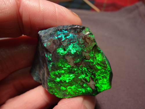 Благодаря человечеству появилось 208 новых минералов— Геологи
