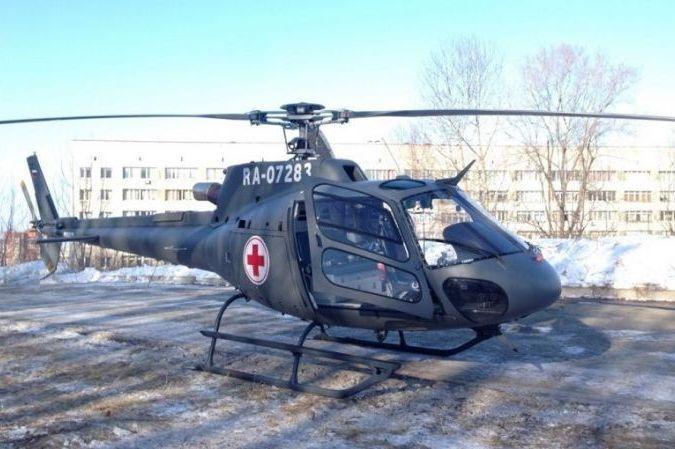 ВАлтайском крае появится 1-ый медицинский вертолет