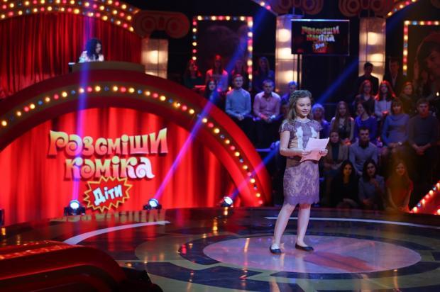 11-летняя дочь Ольги Фреймут приняла участие в известном украинском шоу