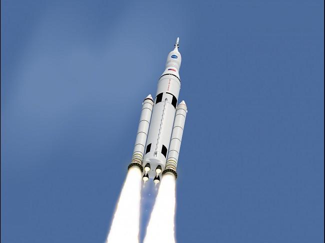 NASA решило отложить первый запуск сверхтяжелой ракеты