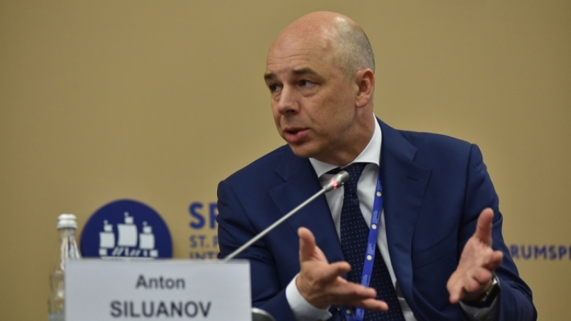 Силуанов призвал международные институты развития инвестировать винфраструктуруРФ