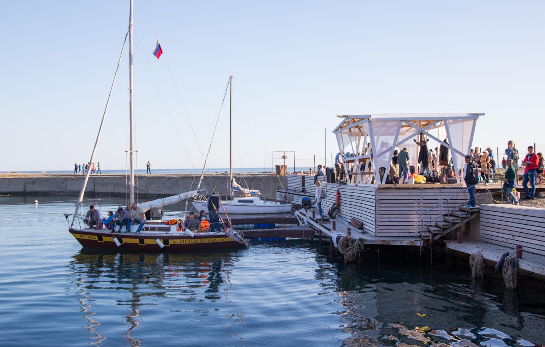Яхты в Анапе 2017