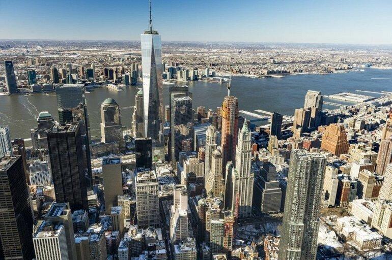 Вулворт-Билдинг: Один из первых небоскребов Нью-Йорка