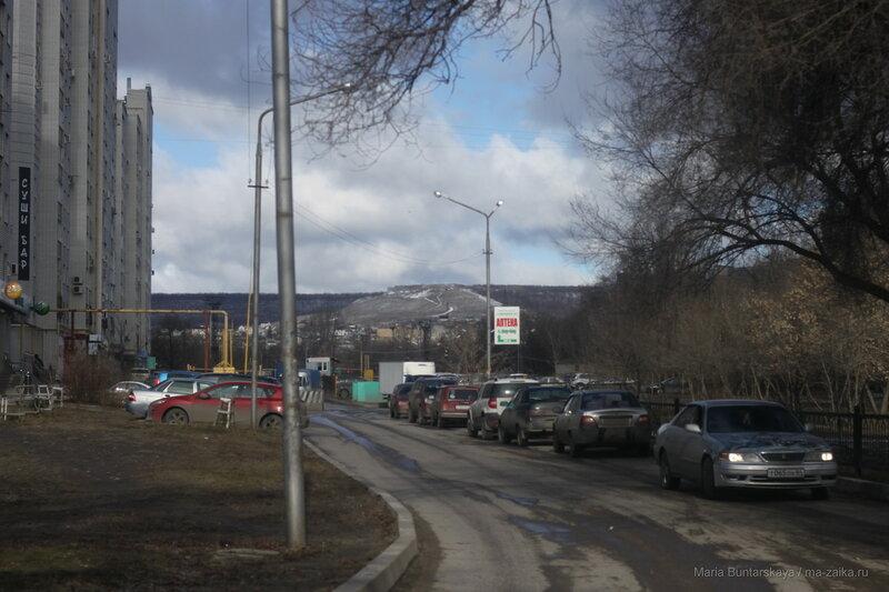 Прогулка, Саратов, Заводской, 29 марта 2017 года