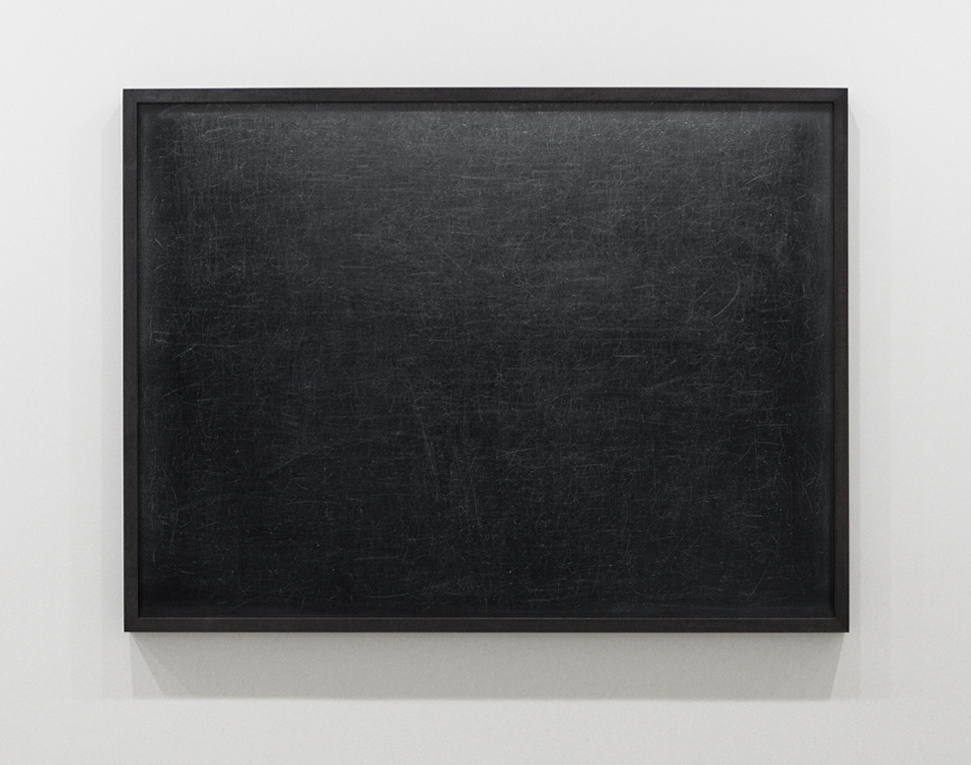 Momentum: Large Format Photos of Chalkboards from Quantum Mechanics Institutions by Alejandro Guijarro