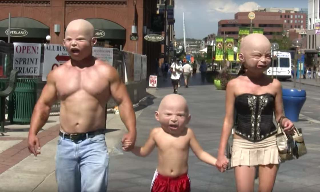 These ultra-realistic masks are far too creepy