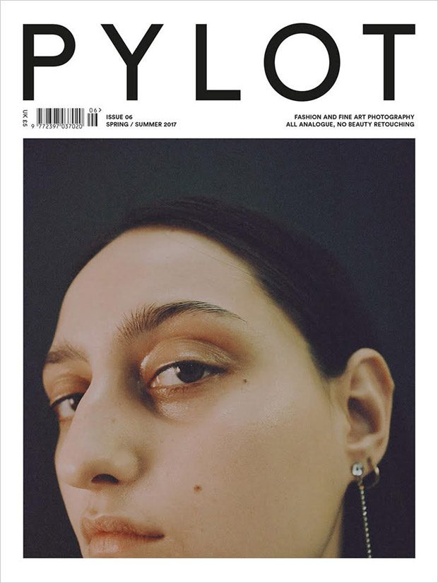 Jess Maybury & Eliot Star in Pylot Magazine #06 Cover Story