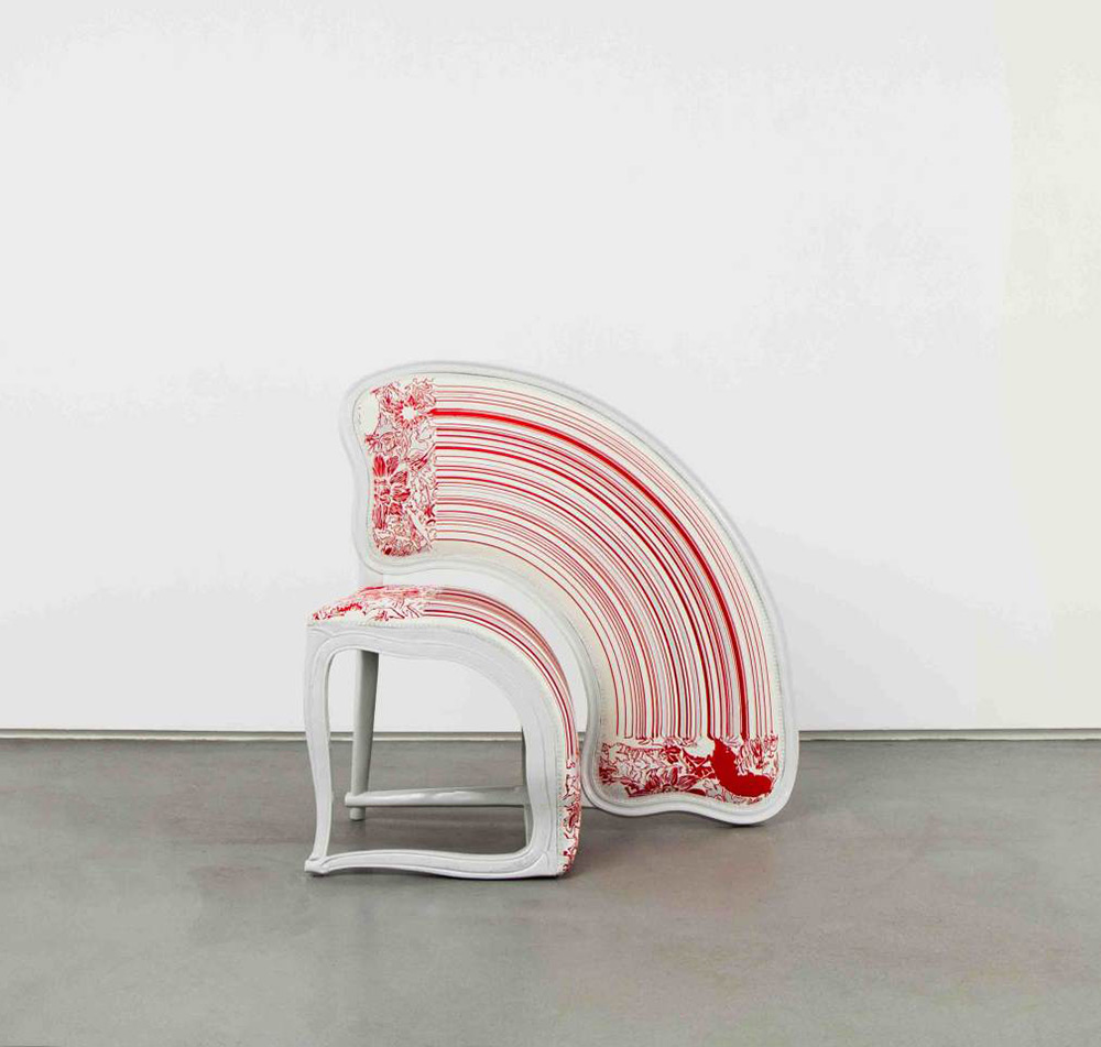 The Skewed Classical Furniture of Sebastian Brajkovic
