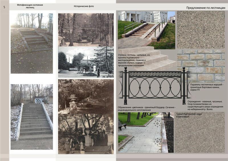 Струковский парк. Реконструкция
